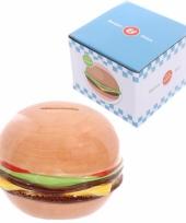 Spaarpot hamburger trend