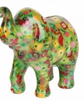 Spaarpot olifant 20 cm type 2 trend