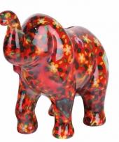 Spaarpot olifant 20 cm type 4 trend