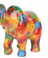 Spaarpot olifant 20 cm type 5 trend