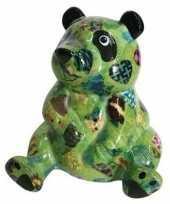 Spaarpot panda type 2 15 cm trend