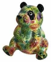 Spaarpot panda type 4 15 cm trend