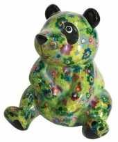 Spaarpot panda type 5 15 cm trend