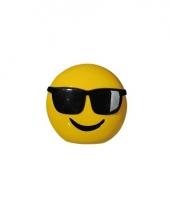 Spaarpotten emoticons cool 13 cm trend