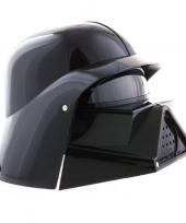 Space helm in het zwart trend