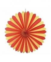 Spanje decoratie waaiers 60 cm trend
