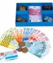 Speel munten en briefgeld trend