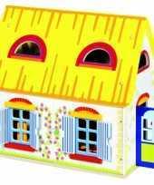 Speel poppenhuis met meubels trend