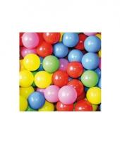 Speelballen voor de ballenbak 1000 stuks trend