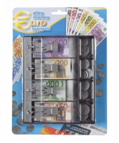Speelgeld in kassalade trend