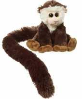 Speelgoed capucijneraapje 16 cm trend