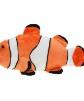 Speelgoed clownsvis knuffel 49 cm trend