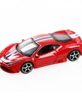 Speelgoed ferrari 458 italia speciale trend