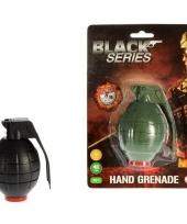 Speelgoed handgranaat met licht en geluid trend