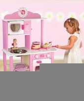 Speelgoed keukentje roze trend