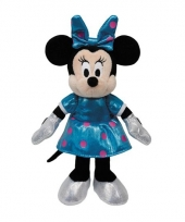 Speelgoed knuffel minnie mouse 35 cm trend