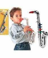Speelgoed saxofoon plastic trend