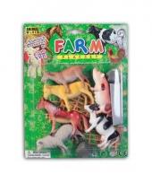 Speelgoed set boerderij 12 stuks trend