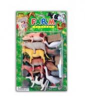 Speelgoed set boerderij 26 stuks trend