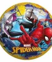 Speelgoed spiderman bal 23 cm trend