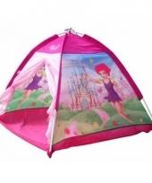 Speelgoed tentje fee roze trend