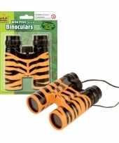 Speelgoed verrekijker met tijgerprint voor kinderen trend