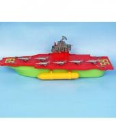 Speelgoed vliegdekschip trend