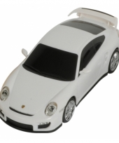 Speelgoed voertuigen porsche wit trend