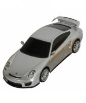 Speelgoed voertuigen porsche zilver trend