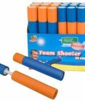 Speelgoed waterpistool van foam 33 cm trend