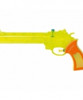 Speelgoed waterpistooltje gekleurd 28 5 x 12 x 4 cm trend