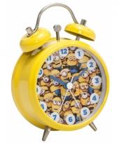 Speelgoed wekker minions trend 10057750