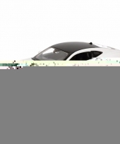 Speelgoed witte jaguar f type coupe speelauto 12 cm trend