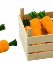 Speelgoed wortels met kist trend