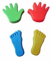 Speelgoed zandvormen 4 delig trend