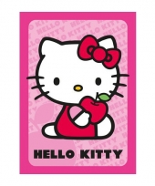 Speelkleed hello kitty roze 95 x 133 cm trend