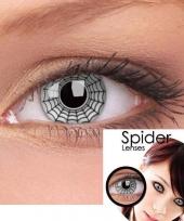 Spider kleurlenzen trend