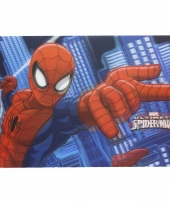 Spiderman 3d placemat type 4 trend