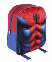 Spiderman 3d rugzak voor kinderen trend