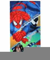 Spiderman badlaken 70 x 140 cm trend