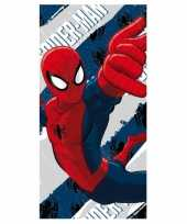 Spiderman badlaken trend