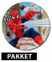Spiderman feestje pakket trend