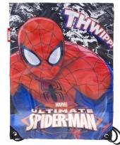 Spiderman gymtas 40 cm trend