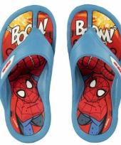 Spiderman slippers voor kinderen trend