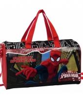 Spiderman sporttas voor kinderen trend