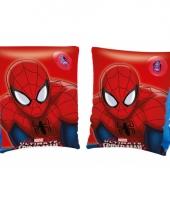 Spiderman zwembandjes 23 x 15 cm trend