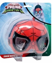 Spiderman zwemmasker duikbril voor kinderen trend