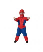 Spinnen held verkleed pak voor kinderen trend