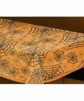 Spinnen thema tafellaken tafelkleed 137 x 243 cm trend
