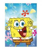 Spongebob thema feest zakjes 6 stuks trend